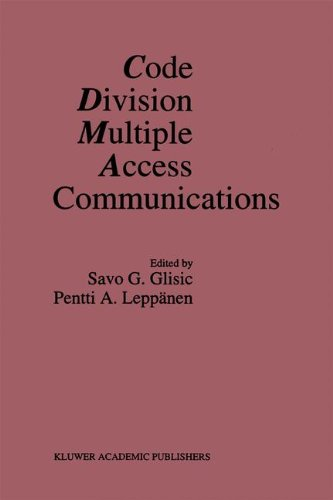 Code Division Multiple Access Communications - Savo G. Glisic; Pentti A. Lepp?nen