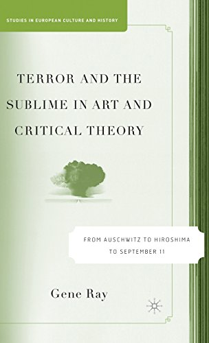 Terror and the Sublime in Art and Critical Theory: From Auschwitz to Hiroshima to September 11 (Studies in European Culture and History) - Gene Ray