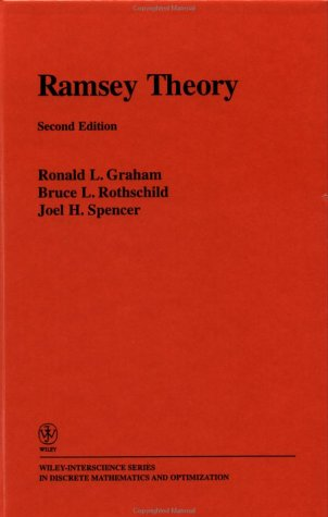 Ramsey Theory, 2nd Edition - Ronald L. Graham; Bruce L. Rothschild; Joel H. Spencer