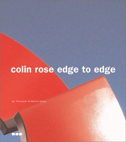 Edge to Edge - Colin Rose