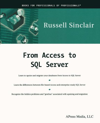 From Access to SQL Server - Russell Sinclair