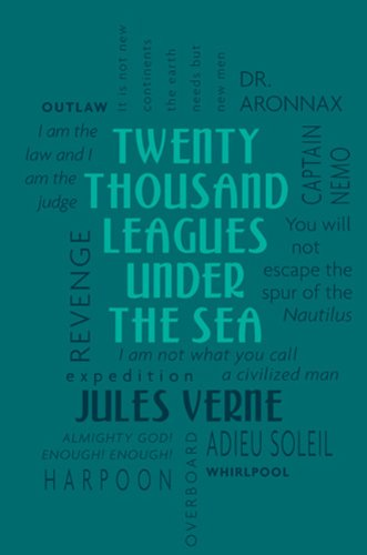 Twenty Thousand Leagues Under the Sea - Jules Verne; Lewis Page Mercer