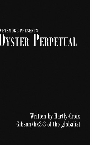 Oyster Perpetual - Robert Gibson