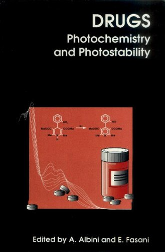 Drugs: Photochemistry and Photostability (Special Publications) - Angelo Albini; E Fasani