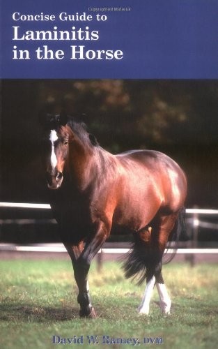Concise Guide to Laminitis (Concise Guide series) - David W. Ramey