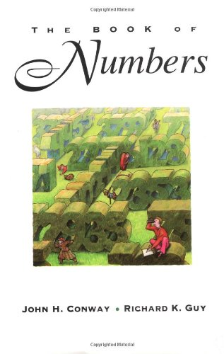 The Book of Numbers - John H. Conway, Richard Guy
