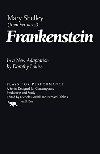 Frankenstein (Plays for Performance Series) - Mary Shelley
