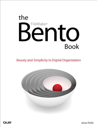 The Bento Book: Beauty and Simplicity in Digital Organization - Jesse Feiler