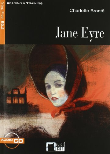 Jane Eyre [With CD (Audio)] (Reading  &  Training: Step 5) - Charlotte Bronte