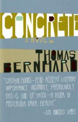 Concrete (Vintage International) - Thomas Bernhard