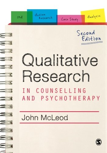 Qualitative Research in Counselling and Psychotherapy - Julia McLeod