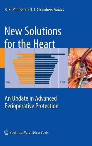 New Solutions for the Heart: An Update in Advanced Perioperative Protection - Bruno K. Podesser; David J. Chambers