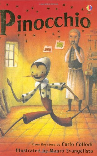 Pinocchio: Gift Edition (Young Reading) - Katie Daynes