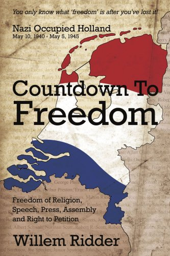 Countdown To Freedom - Willem Ridder