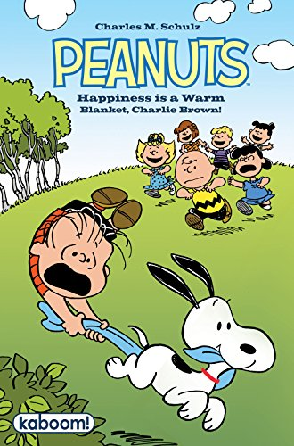 Peanuts Happiness is a Warm Blanket, Charlie Brown - Charles Schulz; Stephan Pastis