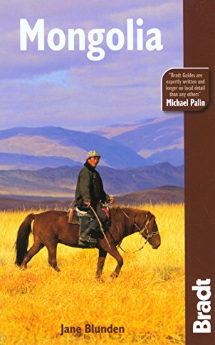 Mongolia 2nd (Bradt Travel Guide) - Jane Blunden