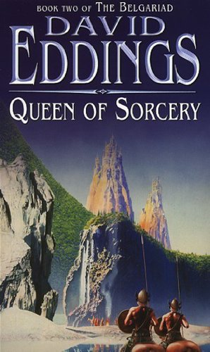 Queen of Sorcery: Book Two of the Belgariad (Belgariad (Rhcp)) - David Eddings