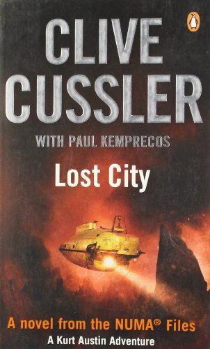 Lost City - Clive Cussler