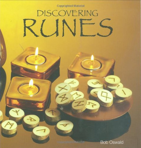 Discovering Runes (Flexi cover series) - Bob Oswald