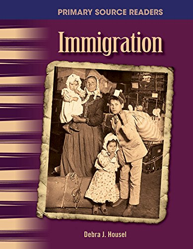 Immigration: The 20th Century (Primary Source Readers) - Debra Housel