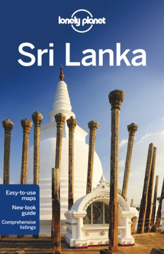 Lonely Planet Sri Lanka (Travel Guide) - Lonely Planet; Ryan Ver Berkmoes; Stuart Butler; Amy Karafin