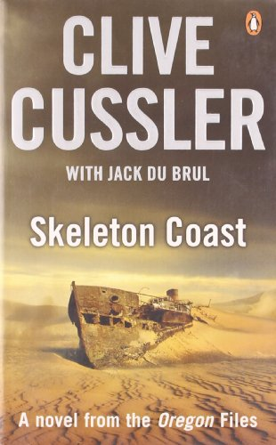 Skeleton Coast - Clive Cussler