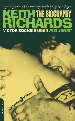 Keith Richards: The Biography - Victor Bockris