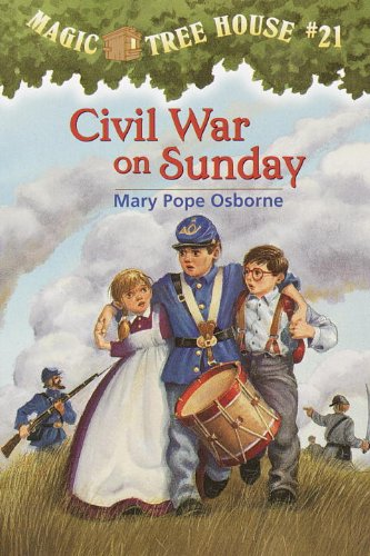 Civil War On Sunday (Turtleback School  &  Library Binding Edition) (Magic Tree House) - Mary Pope Osborne