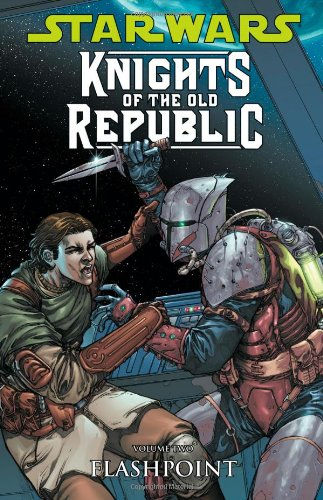 Star Wars: Knights of the Old Republic Volume 2 - Flashpoint (v. 2) - John Jackson Miller, Brian Ching, Dustin Weaver, Harvey Tolibao