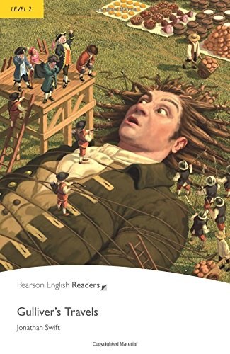 Gullivers Travels, Level 2, Penguin Readers (2nd Edition) (Penguin Readers: Level 2) - Jonathan Swift