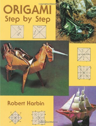 Origami: Step by Step (Dover Origami Papercraft) - Robert Harbin