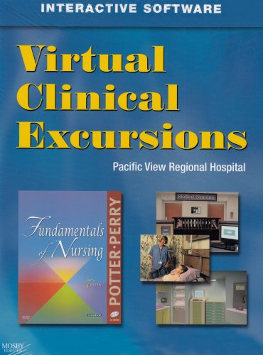Virtual Clinical Excursions 3.0 for Fundamentals of Nursing, 7e - Patricia A. Potter RN MSN PhD FAAN; Anne Griffin Perry RN EdD FAAN