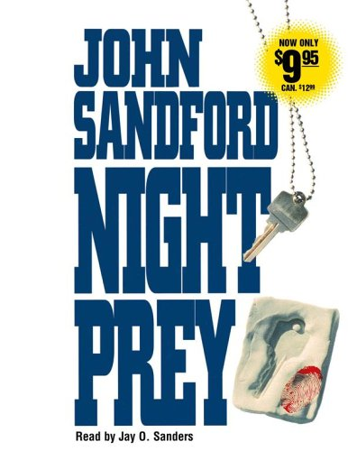 Night Prey (Lucas Davenport Mysteries) - John Sandford