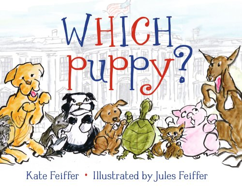 Which Puppy? (Paula Wiseman Books) - Kate Feiffer