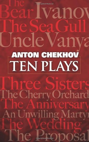 Ten Plays (Dover Books on Literature  &  Drama) - Anton Chekhov