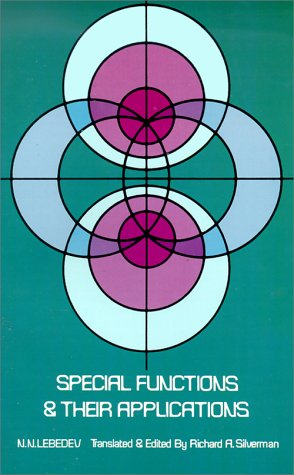 Special Functions & Their Applications - N. N. Lebedev, Mathematics