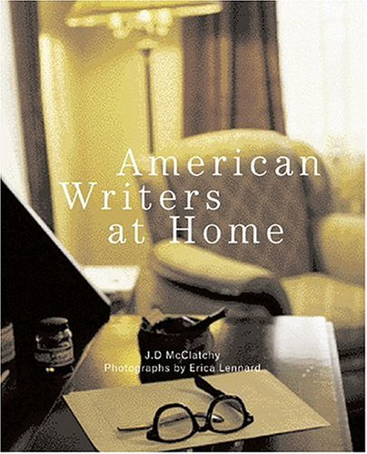 American Writers at Home - J. D. McClatchy