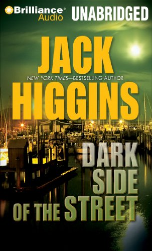 Dark Side of the Street (Simon Vaughn Bk #1, Paul Chevasse Bk #5 Series) - Jack Higgins