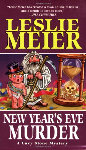 New Year's Eve Murder (Lucy Stone Mysteries, No. 12) - Leslie Meier
