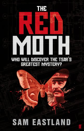 The Red Moth (Inspector Pekkala) - Sam Eastland