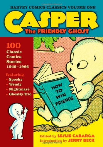 Harvey Comics Classics Volume 1: Casper the Friendly Ghost (Harvey Comic Classics) (v. 1) - Dark Horse Comics