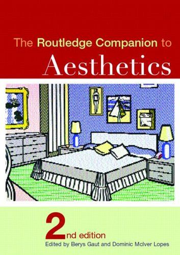 The Routledge Companion to Aesthetics (Routledge Philosophy Companions) - Berys Gaut; Dominic McIver Lopes