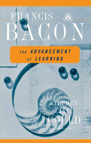 The Advancement of Learning (Modern Library Science) - Francis Bacon