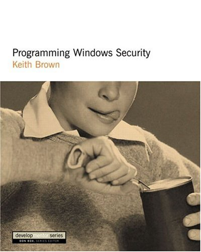 Programming Windows Security - Keith Brown