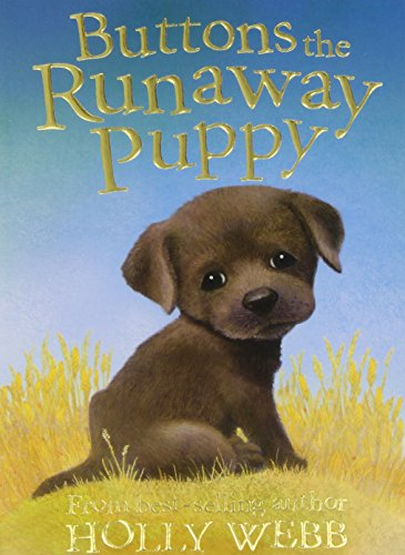 Buttons the Runaway Puppy (Holly Webb Animal Stories) - Holly Webb