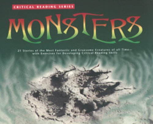 Critical Reading Series: Monsters - Glencoe/ McGraw-Hill - Jamestown Education