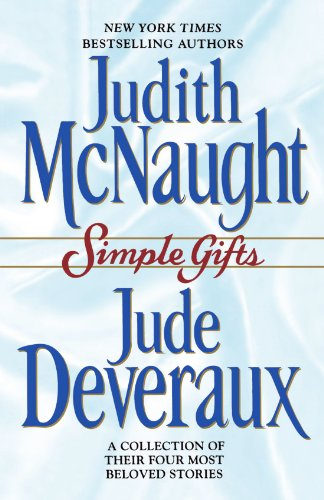 Simple Gifts: Four Heartwarming Christmas Stories - Judith McNaught, Jude Deveraux