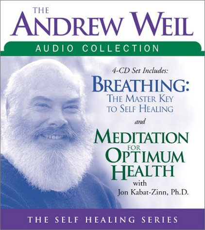 The Andrew Weil Audio Collection (Self Healing) - Andrew Weil