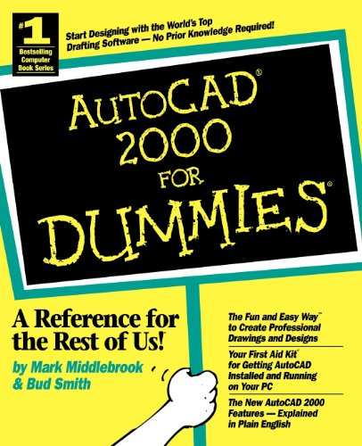 AutoCAD 2000 For Dummies - Mark Middlebrook; Bud E. Smith