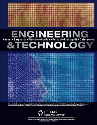 Engineering and Technology (Texas Science) - Michael Hacker; David Burghardt; Linnea Fletcher; Anthony Gordon; William Peruzzi